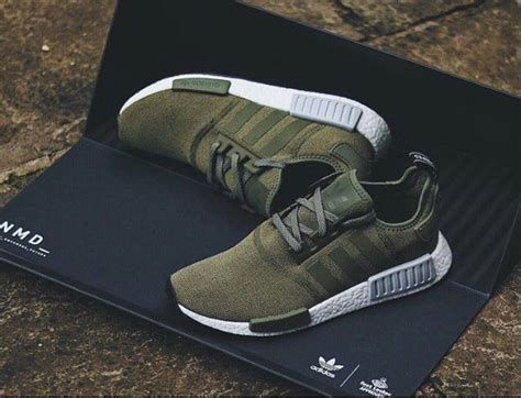 Olive Green Sneakers Womens Adidas