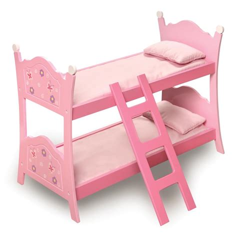 Olives Little Bunk Bed For Dolls