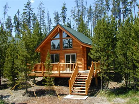 One-Bedroom-Cabin-Plans-With-Loft