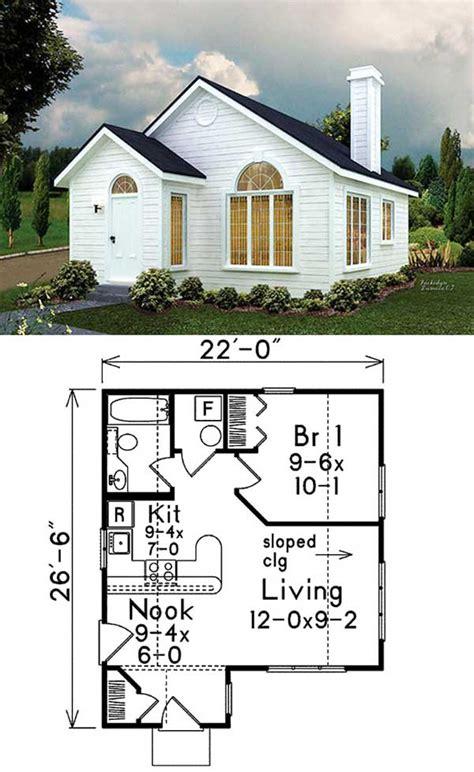 One-Floor-Tiny-House-Plans
