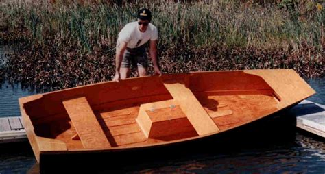 One-Man-Boat-Plans