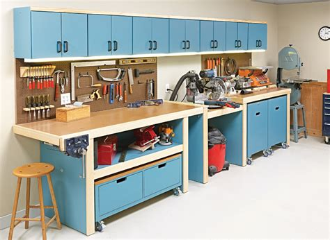 One-Wall-Workshop-Woodworking-Plan