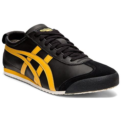 Onitsuka Tiger By Asics Mexico 66 Synthetic Sneakers