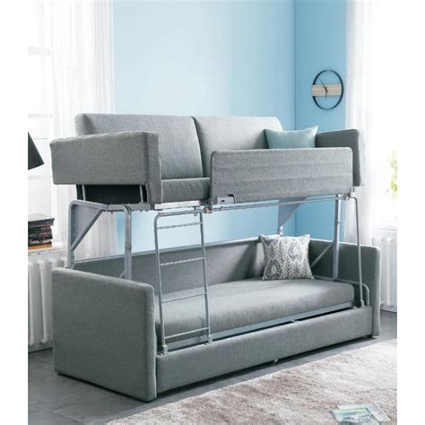 Online Couch Folds Into Bunk Bed