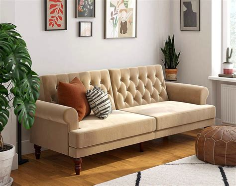Online Foam Couches That Turn Into Beds