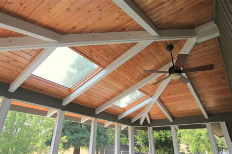 Open Beam Porch Construction Plans