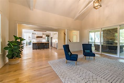 Open Concept Modern Farmhouse Plans