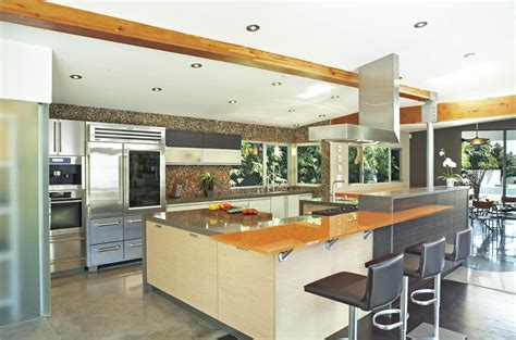 Open Kitchen Designs Photos
