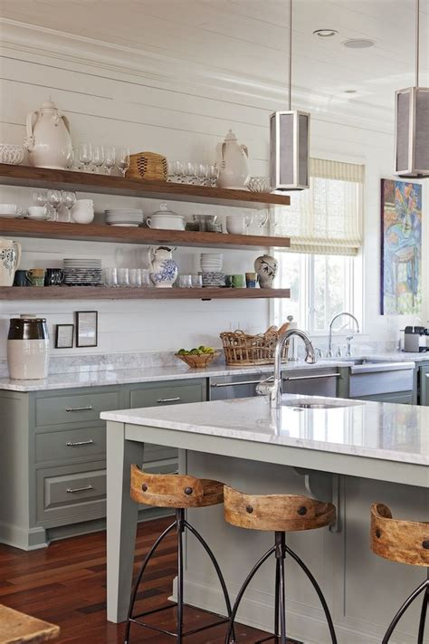Open Shelving Kitchen Ideas