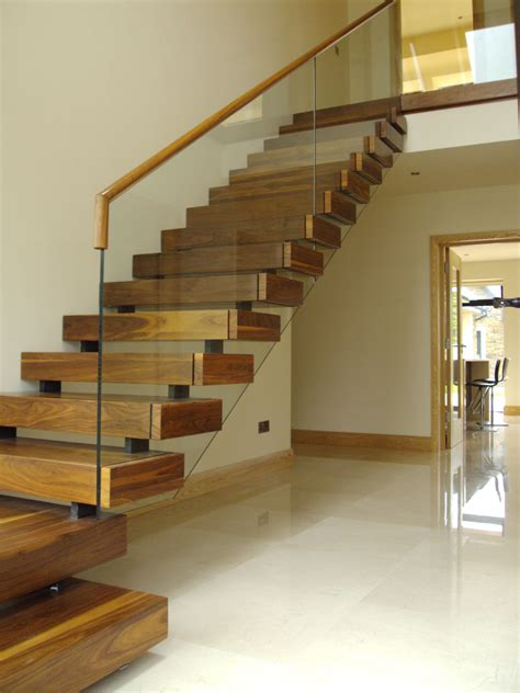 Open Staircase Plans