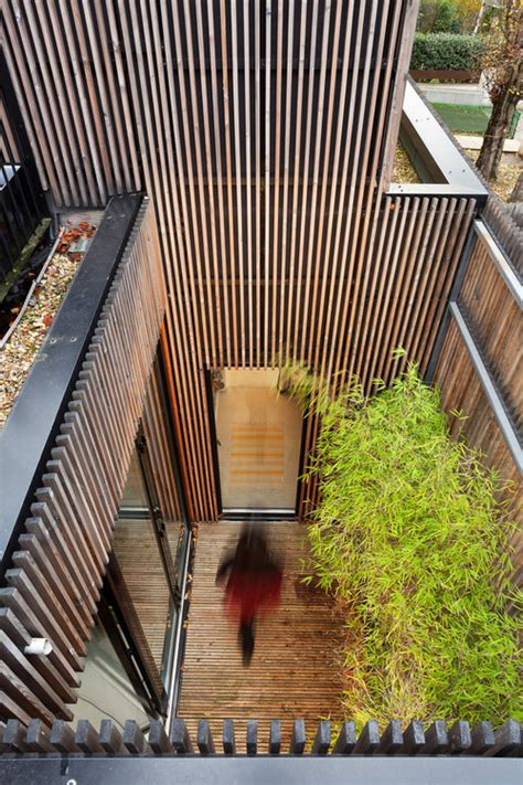 Open Wood Cladding Diy