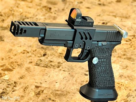 Open Glock 34 And Yourtube Field Strip Glock 34