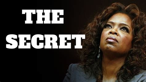 Oprah Law Of Attraction Youtube