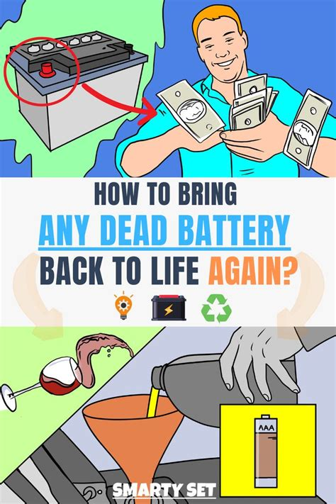 Optimal how to bring back a dead battery free