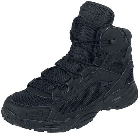 Opus Assault Tactical 5.0 Boots Black