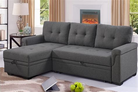 Order Online Best Sleeper Sectional