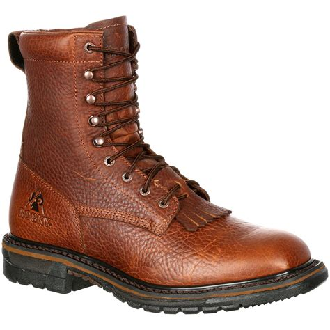 Original Ride Lacer Waterproof Western Boots