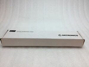 Ortronics Clarity 5E Cat5e 24-Port Patch Panel, New OR-PHD5E6U24