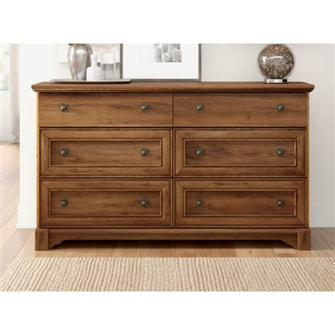 Orviston 6 Drawer Double Dresser