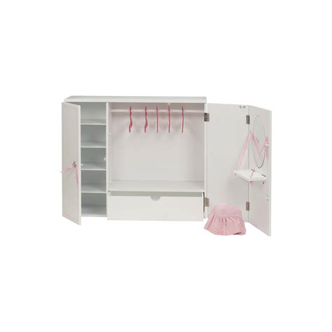 Our Generation Dolls Wooden Wardrobe Doll 18