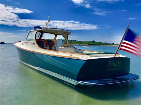 Outboard Lobster Boat Plans