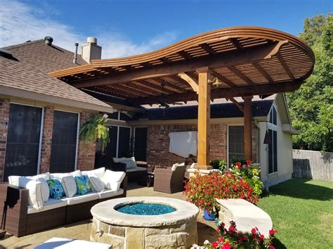 Outdoor Backyard Pergola Plans