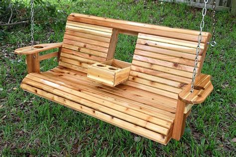 Outdoor Bench Plans With Center Armrest