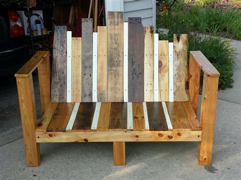 Outdoor Bench Seat Diy Plans