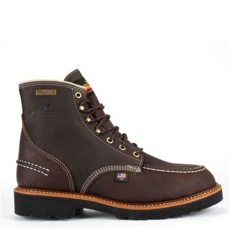 Outdoor Boots Mens Flyway USA WP Briar Pitstop 814-4140
