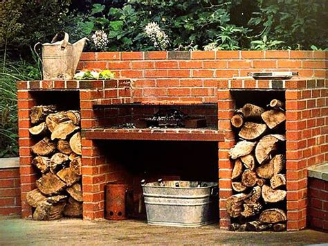 Outdoor Brick Braai Plans Pta