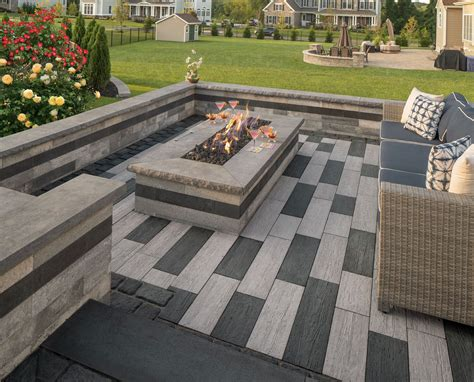 Outdoor Brick Seating Plans