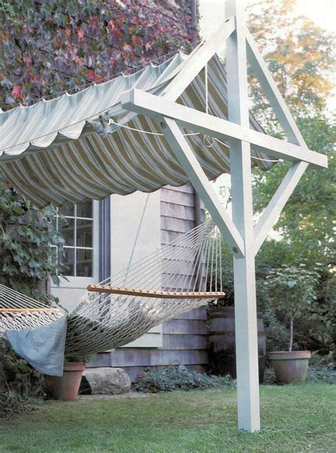 Outdoor Clothesline Design Ideas