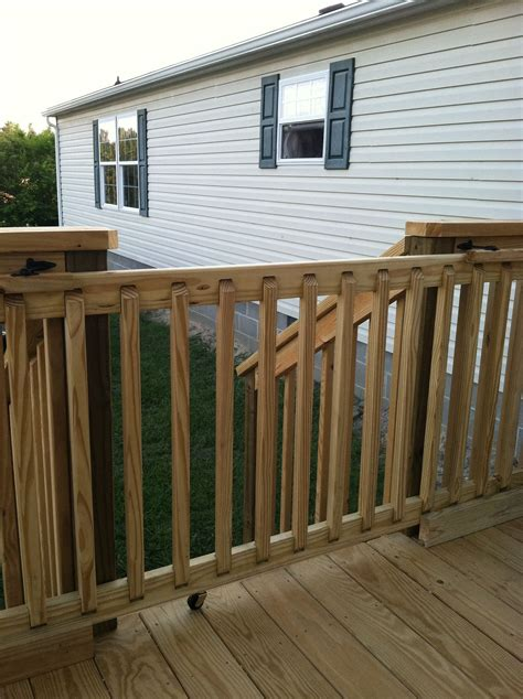 Outdoor Deck Gate Plans