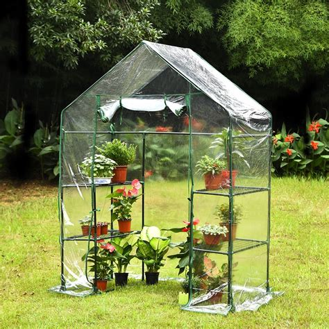 Outdoor Greenhouse Plastic