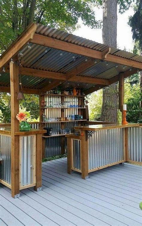 Outdoor Kitchen Plans On A Budget