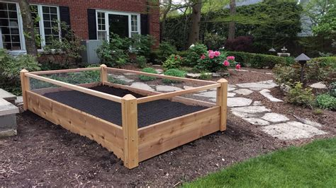 Outdoor Patio Bed Diy Rail