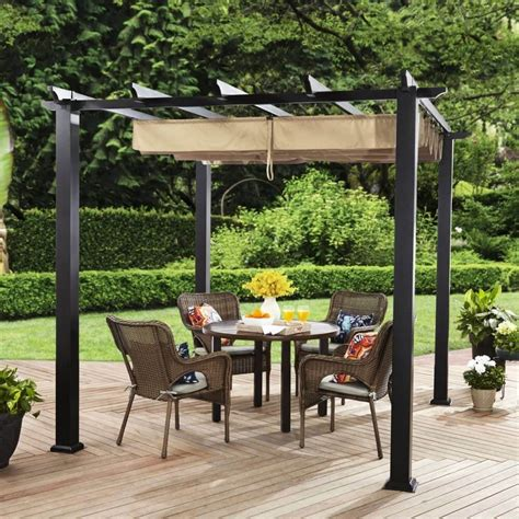 Outdoor Pergola DIY