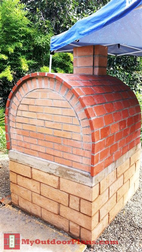 Outdoor Pizza Oven Plans DIY Stair Display