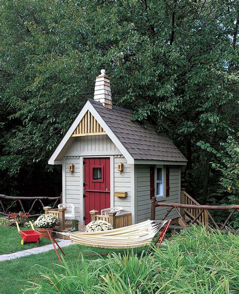 Outdoor Playhouse Plans Canada