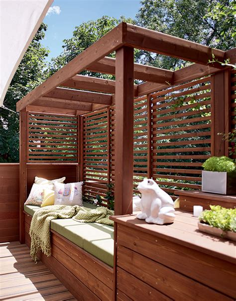 Outdoor Privacy Screen Ideas For Balcony