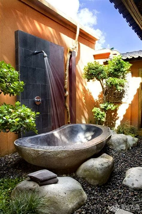Outdoor Shower And Toilet Plans