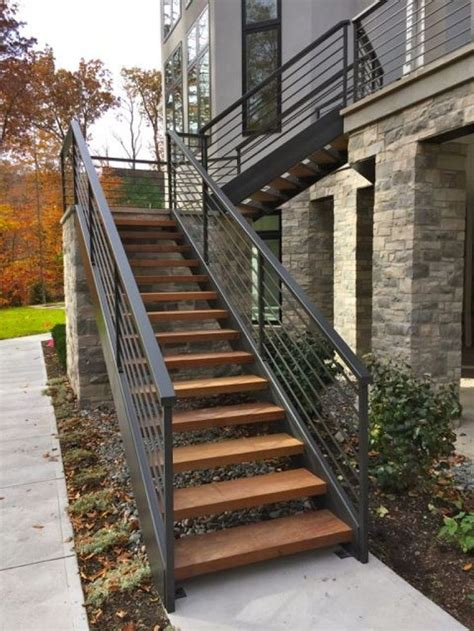Outdoor Stair Design Plans