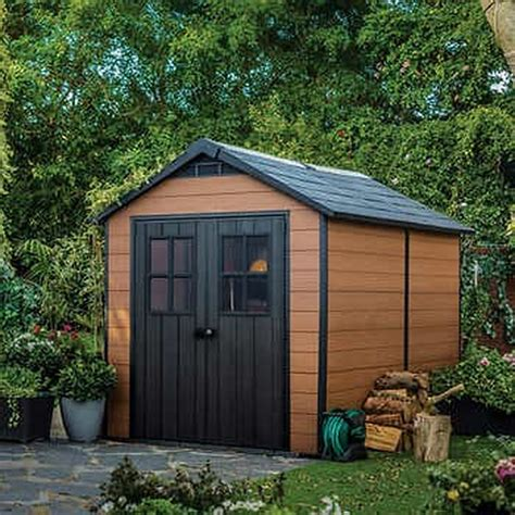 Outdoor Storage Shed Plans Ideas