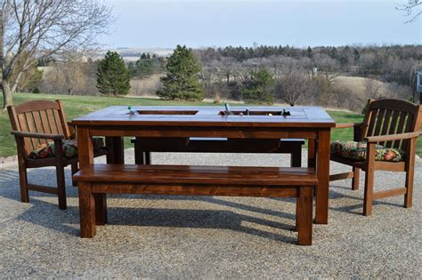 Outdoor Table Design Plans Uk