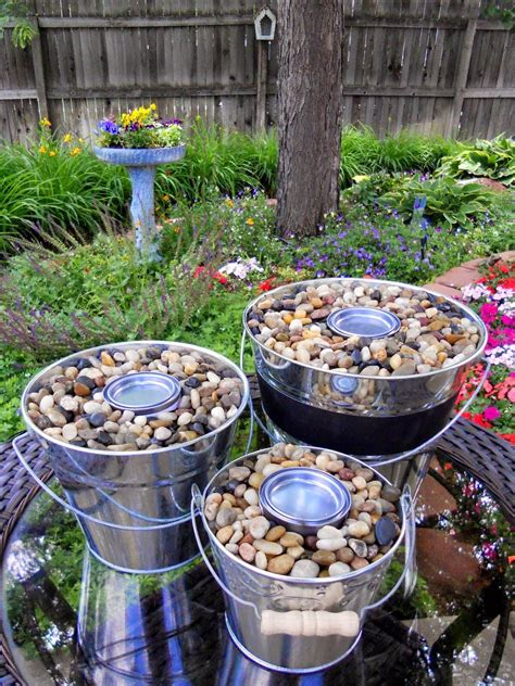 Outdoor Table Diy Fire Bowl