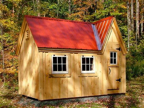 Outdoor Toy House Plans