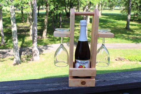 Outdoor Wine Caddy Planswift Youtube