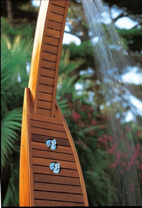 Outdoor Wood Shower Tower Diy Network