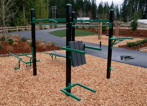 Outdoor Workout Equipment Plans To Build