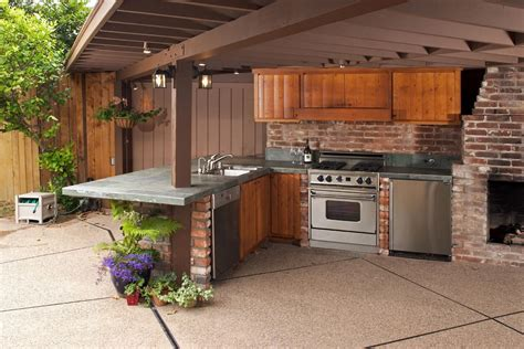 Outdoor kitchens for sale Image